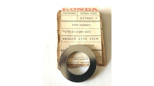 CB450 | CB750 | CR250R NOS Honda Steering Stem Washer