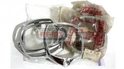 CA92 | CA95 | CA160 | CB92 NOS Honda Rim Headlight Trim Chrome