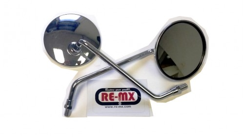 XL250 | SL100 | SL70 | XL80 | XL75 | CB125 Mirror Set 10mm