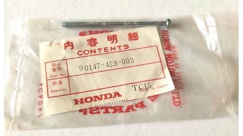 NOS OEM Honda XL100S XL185 XL250S XL500S Tap Screw