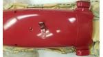 1973 SL100 NOS Honda Rear Fender R28 Fire Red
