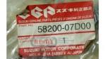NOS Suzuki 1988-1990 GSXR750L Clutch Cable