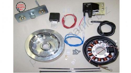 Powerdynamo Ignition System  CZ 984 | 980 | 981