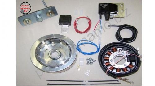 Powerdynamo Ignition System for CZ 125 | 250 | 400