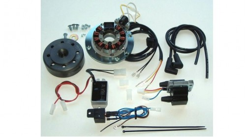 Yamaha AS1 | AS2 | AS3 | TA125 | RD125 Vape Ignition