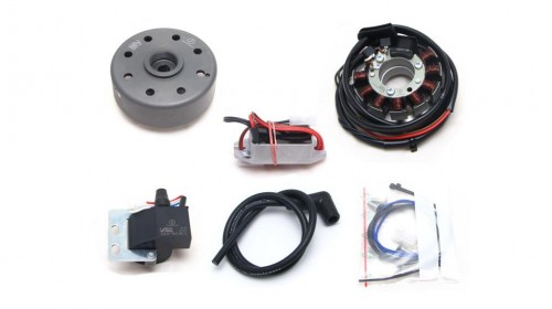 Powerdynamo  Ignition System for KTM 250 | 300 (90 - 98) 90mm Plate AC | DC