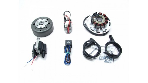 Suzuki T20 | GT200 | GT250 | GT500 Vape 12v Points Replacement Ignition