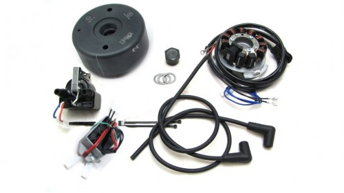 Bultaco Dual Spark Vape Ignition System 1.4kg Rotor