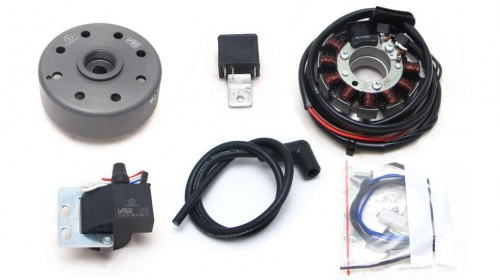 Hodaka 100 Solid State PowerDynamo Ignition