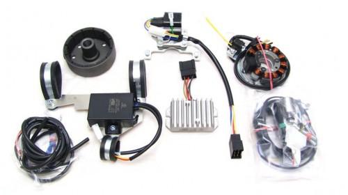 BMW R50/2 R50S R50US R60/2 R60US R69S R69US 12 volt conversion kit Vape Ignition