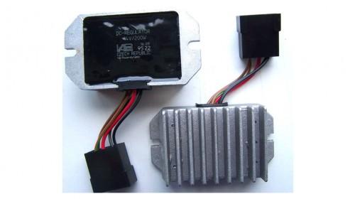 PowerDynamo Vape 12 volt DC regulator rectifier 9522