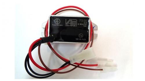 PowerDynamo Vape  12 volt DC regulator 7300