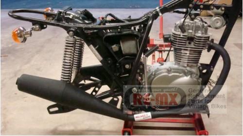Honda XL175 Replacement Muffler Exhaust