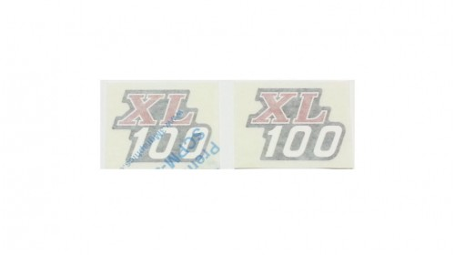 1975 XL100 Side Decal Set