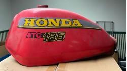 Honda 1980 ATC185 Original USED Fuel Tank