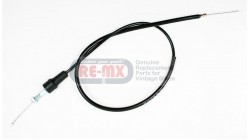 1983-1995 RM80 Suzuki Replacement Throttle Cable