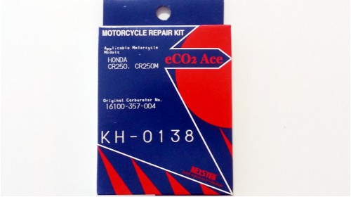 1973-1976 CR250 Carburetor Repair Kit