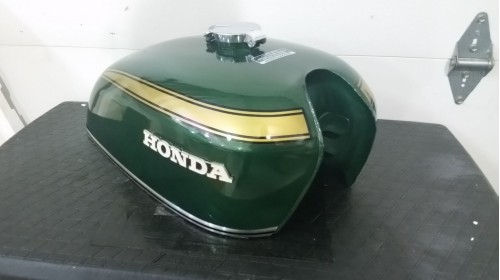 1971 Honda CB750 K1 Valley Green Metallic Body Kit