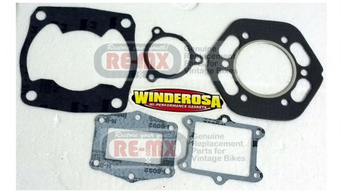 1981-1982 CR250R Top End Gasket Set
