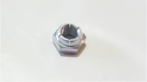 CR250 | MT250 | SL350 Honda Nut, 14mm Self-Locking Swing Arm Pivot