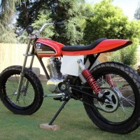 XR75 Flat Track Custom - J Hammond