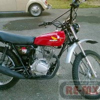 McIntire Restored 1975 XL125