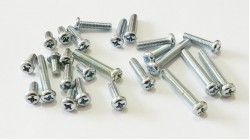 4mm Panhead Screws