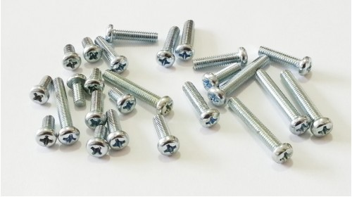4mm Panhead Screws