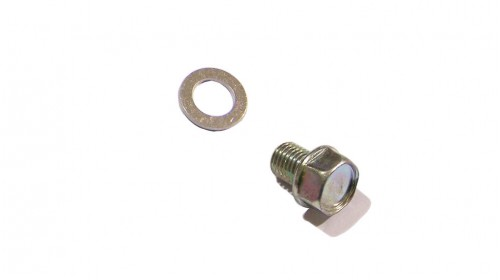 Honda 12mm Oil Drain Bolt and Washer