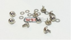 1969-70 Honda CT70 | CT70H | 1972-1978 Z50A Seat Cover Stud 10-pack