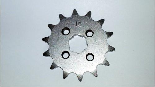 XR75 | SL70 | XL70 | CT70 | XR80 | XL75 | XL80 Counter Sprocket