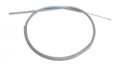 1972-1975 Z50 Throttle Cable Gray