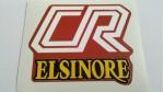 1981 Honda CR125R   CR250R   CR450R side panel decal set
