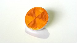 Honda Large diameter Orange reflector