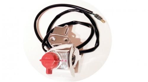 1979-1999 Z50R Honda Brake Perch Kill Switch