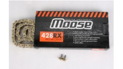 Drive Chain Moose Racing GOLD 428 Pitch 130 Link