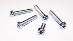 6mm Panhead Screws