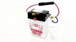Yuasa 6N2A-2C 6 volt battery
