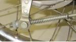 XR75 | MR50 | CR250 | CT70 | Z50A | Z50R Honda Spring, Brake Rod