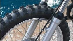 MR50 | XR75 | XL100 | XL125 Chrome Brake Cable Clip