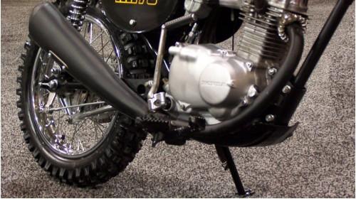 1973-1976 XR75 Muffler | Exhaust System