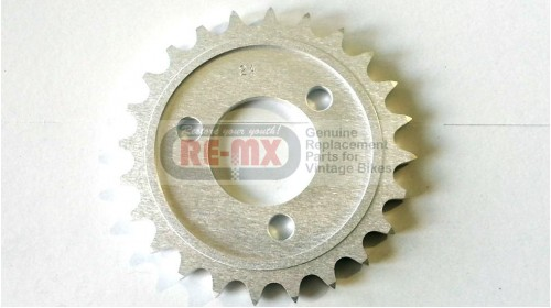 QA50 24T Rear Sprocket