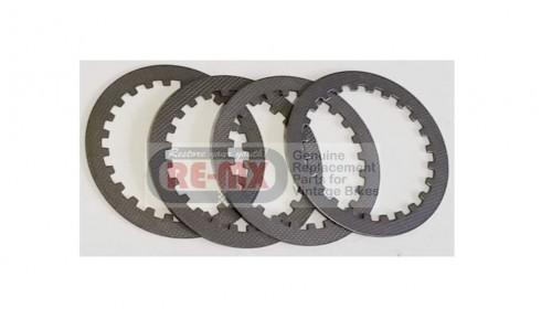 XR75 | XL80 | XL75 | XR80 | SL100 | CB100 | SL125 | CB125 Clutch Steel Plate