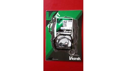 XR75 | XL75 | XR80 | XL80 Complete Gasket Set