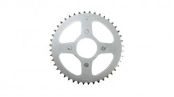 SL70 | XL70 | CT70 | XR75 | XL80S 35-46T Steel Rear Sprocket - OE Style Holes