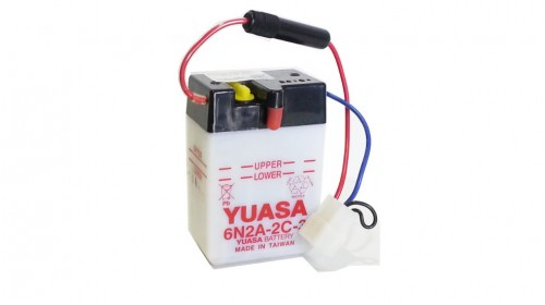 Yuasa 6N2A-2C3 6 volt battery
