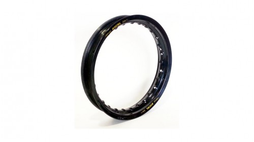 MR50 Rear Excel Takasago 1.6 x 12 Rim - Black 28H