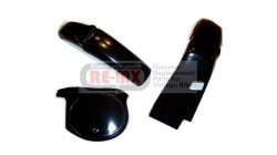 Honda MR50 Complete Black Fenders Body Kit