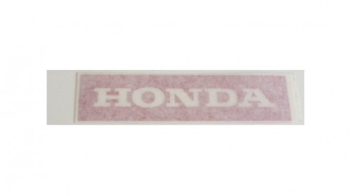 1974-1975 MR50 Honda Stencil Seat Cover