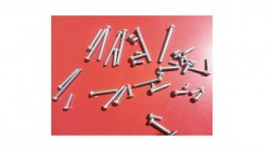 1974-1975 Honda MR50 Complete Pan Head Screw Set